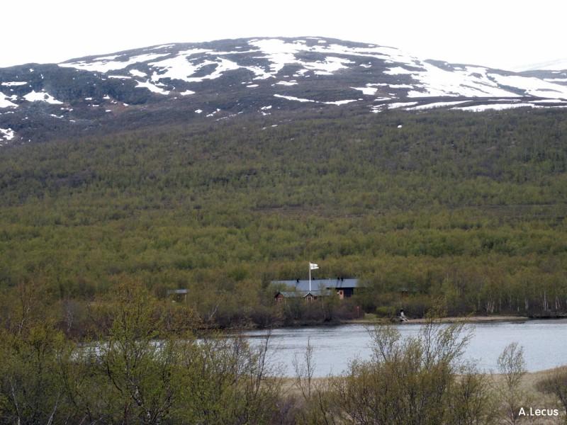 Refuge d'Abiskojaure