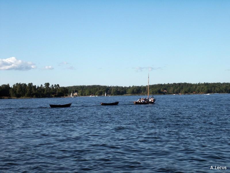 Embarcation Viking