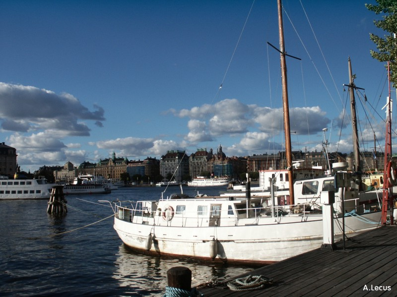 A Skeppsholmen