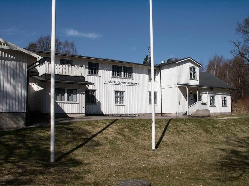 Auberge de jeunesse à Håverud