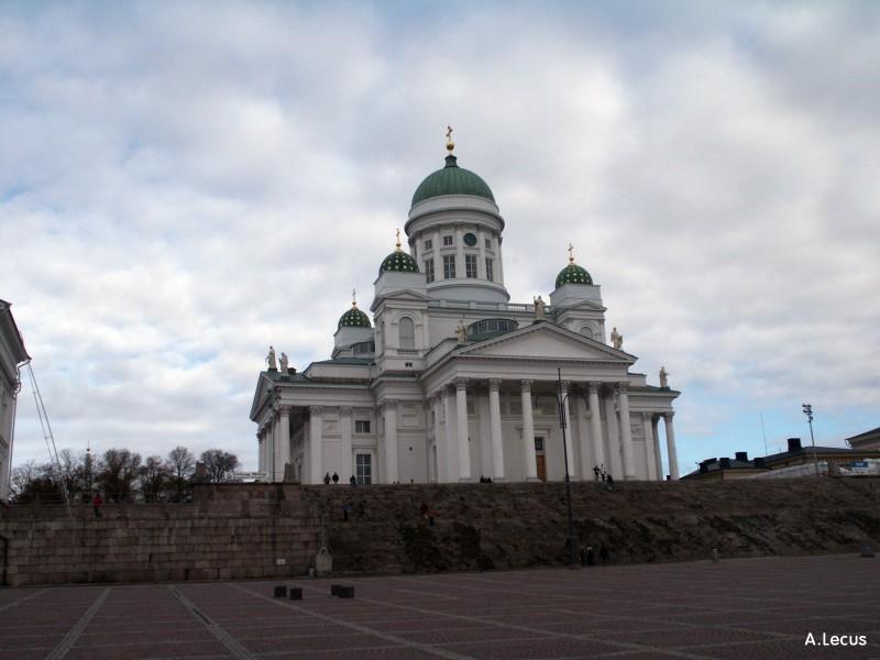 Tuomiokirkko, la cathédrale