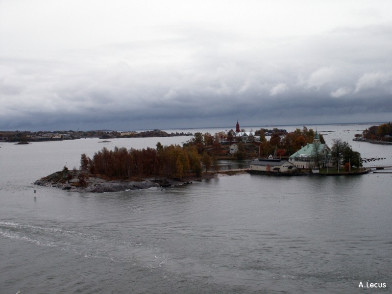 Iles à Helsinki