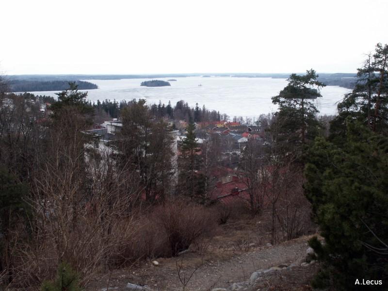 Lac Pyhäjärvi