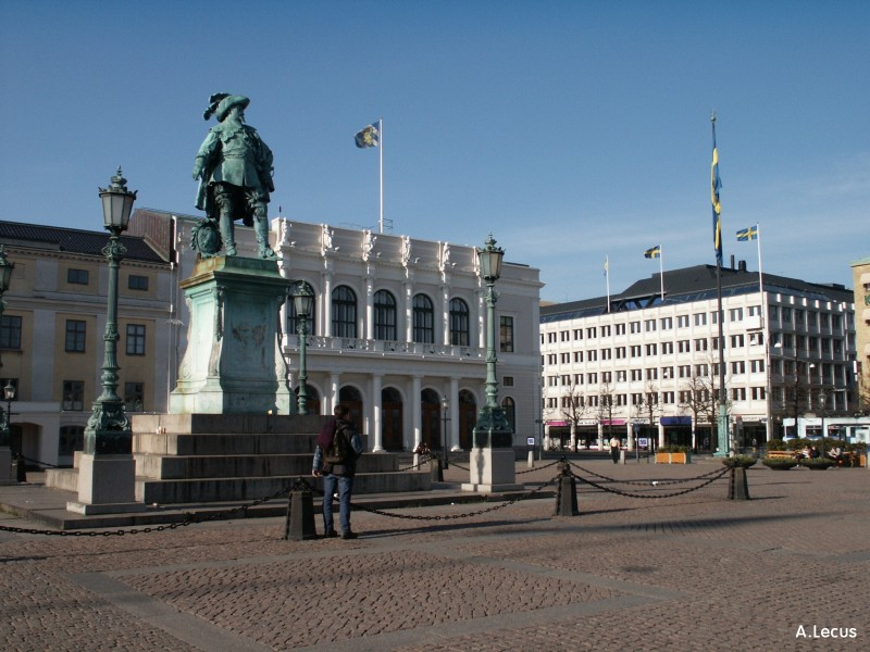 Place Gustav Adolf