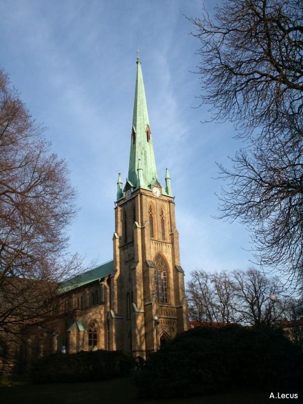 Eglise Haga.