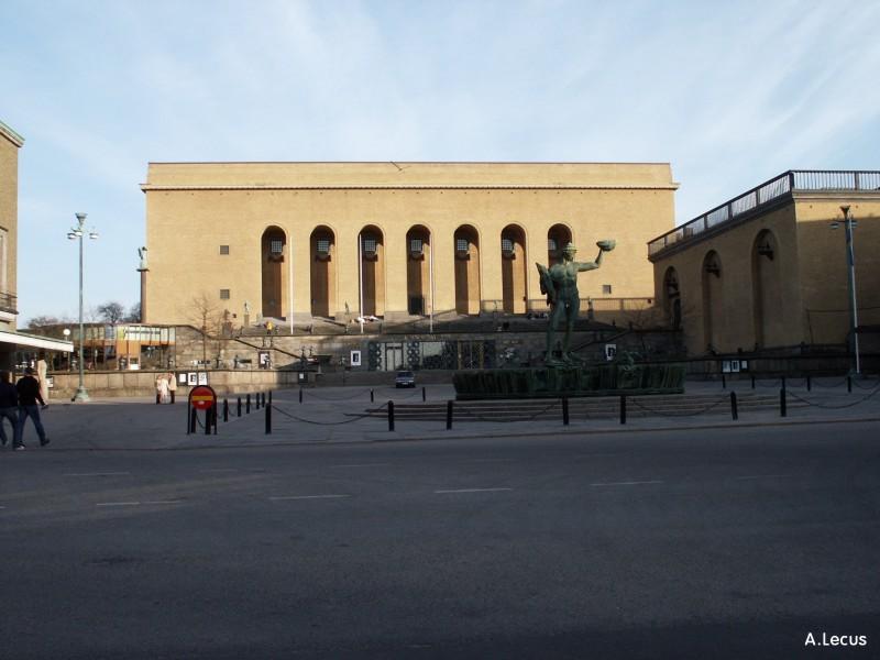 Musée de la couronne.