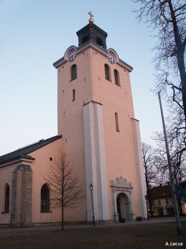 Eglise Kristine