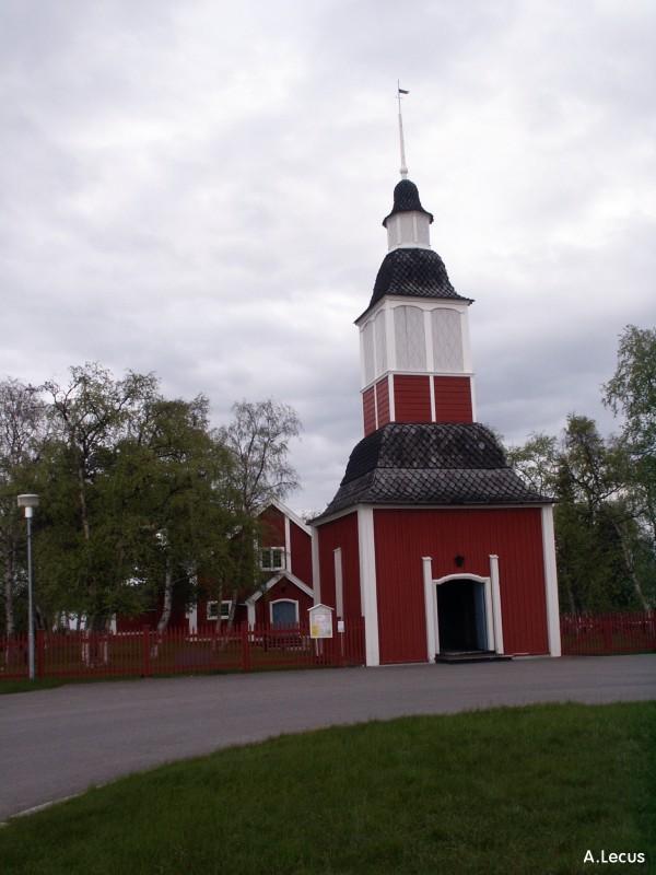 Eglise de Jukkasjärvi