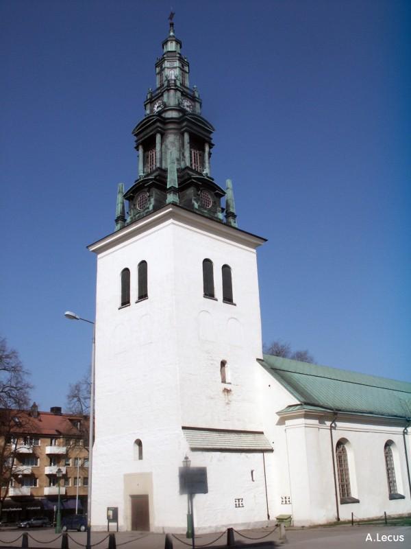 Eglise St Lars.