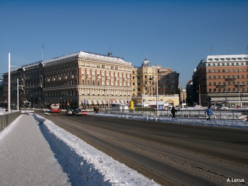 Banque centrale suédoise