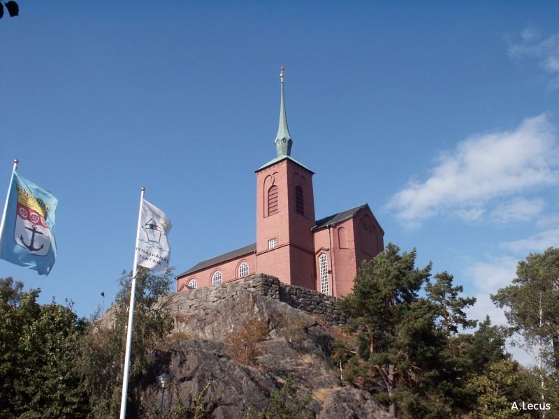 Eglise de Nynäshamn