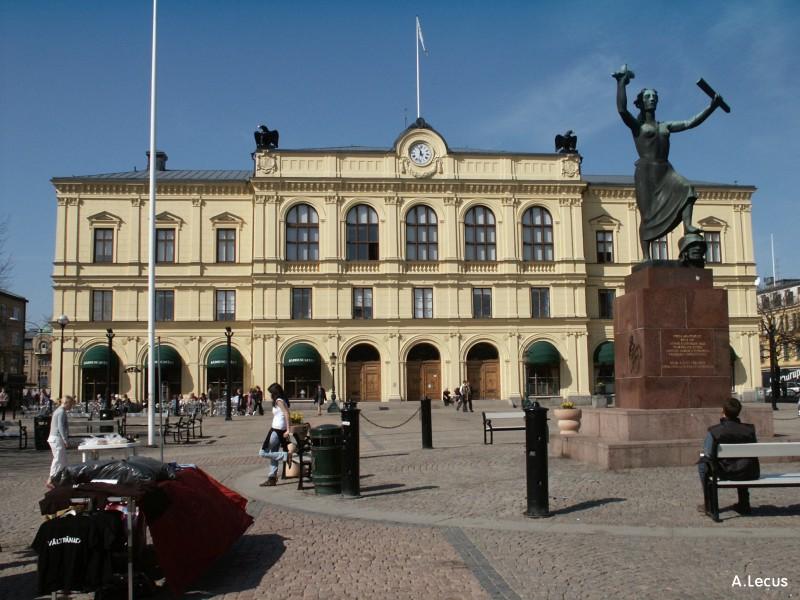 Hôtel de ville de Karlstad