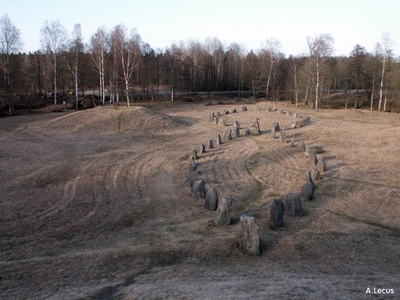 Site archéologique d'Anundshög