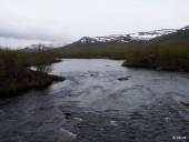 Rivière de Laponie