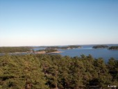 Iles archipel de Stockholm