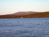 Lac de Laponie