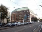 Grande rue d'Helsinki
