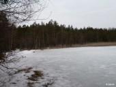 Lac gelé