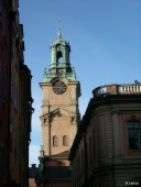 Storkyrkan steeple