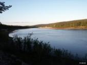 Rivière à Karasjok