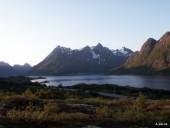 Montagnes et fjords