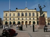 Town hall of Karlstad