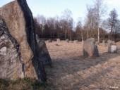 Alignement de pierre